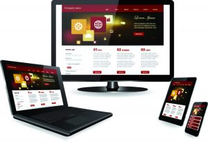 Hoot Media Image - Laptop and devices