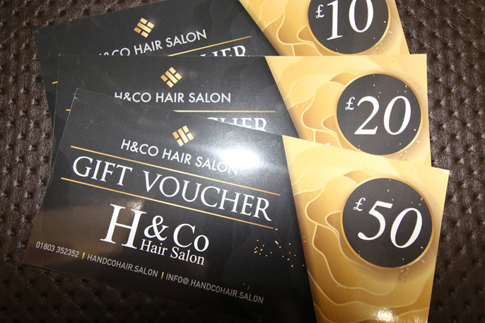 H&Co Salon - Web Design and Marketing