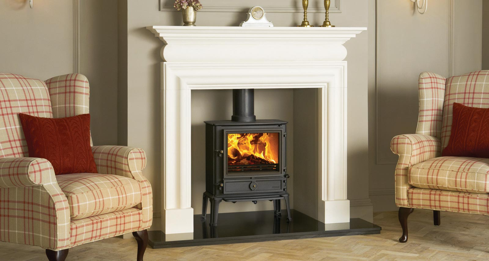 Allen Valley Stoves - Web Design and Marketing